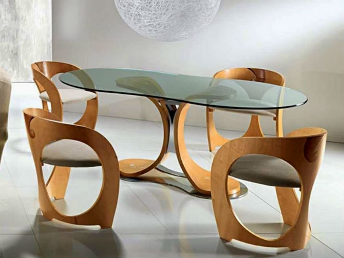 10 Astonishing Wood Dining Rooms Modern Dining Room Table (2) Modern Dining Room Table 10 Astonishing Wood Dining Rooms: Modern Dining Room Table 10 Astonishing Wood Dining Rooms Modern Dining Room Table 5