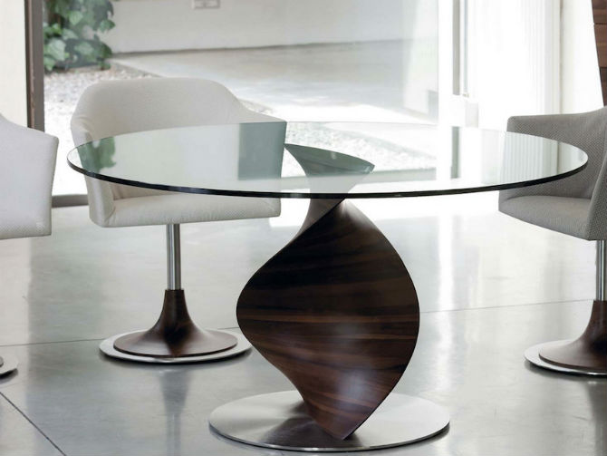 10 Astonishing Wood Dining Rooms Modern Dining Room Table (2) Modern Dining Room Table 10 Astonishing Wood Dining Rooms: Modern Dining Room Table 10 Astonishing Wood Dining Rooms Modern Dining Room Table 7