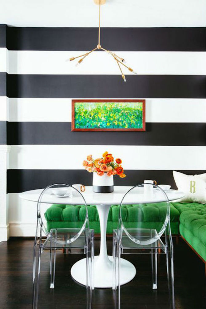 10 Modern Black and White Dining Room Sets That Will Inspire You (8)10 Modern Black and White Dining Room Sets That Will Inspire You (8) dining room sets 10 Modern Black and White Dining Room Sets That Will Inspire You 10 Modern Black and White Dining Room Sets That Will Inspire You 8