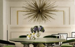 2016 Dining Room Lights Trends Dining Room Chandeliers (2)