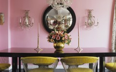Colorful Dining Rooms Glamorous Dining room Colors for Spring (2)