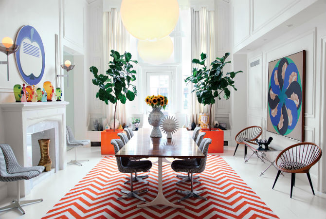 Dining Room Design by Jonathan Adler (2) Dining Room Design Dining Room Design by Jonathan Adler Dining Room Design by Jonathan Adler 7