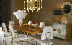 Dining Room Design by Jonathan Adler (2)