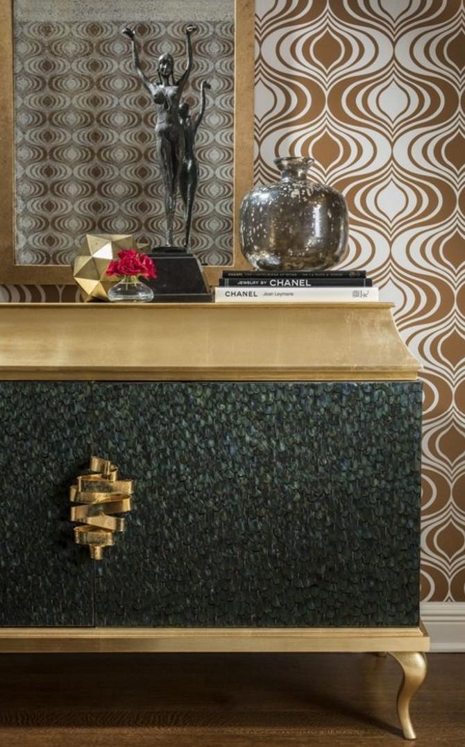 Custom armoire by Koket - Luxury Dining Room furniture Dining room decorating ideas Dining room decorating ideas by Donna Mondi Interior Design Dining room decorating ideas by Donna Mondi Interior Design 3