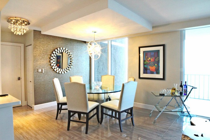Dining room decorating ideas by Sarah Z Designs (2)