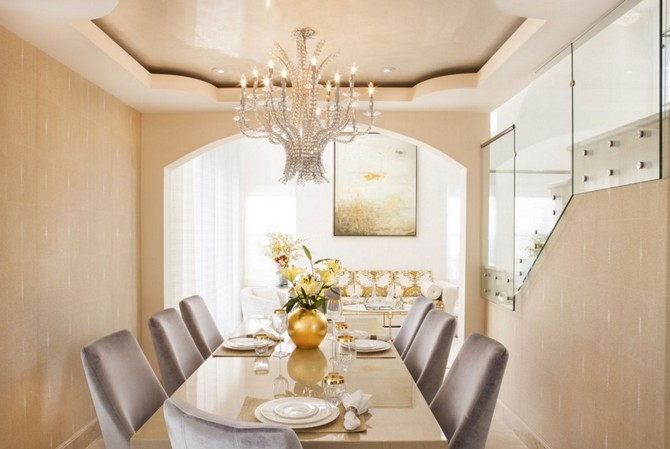 Forbes Residence - Dining room decoratin ideas by Sarah Z Design