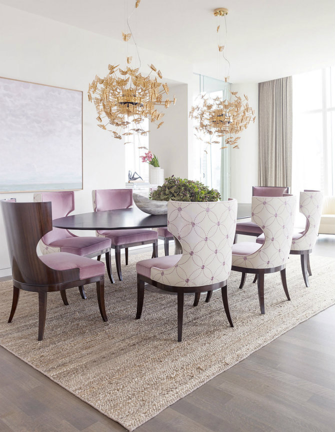 Dining room furniture Top 12 dining room chairs nymph-chandelier dining room by KOKET dining room chairs Dining room furniture: Top 12 dining room chairs Dining room furniture Top 12 dining room chairs nymph chandelier dining room by KOKET