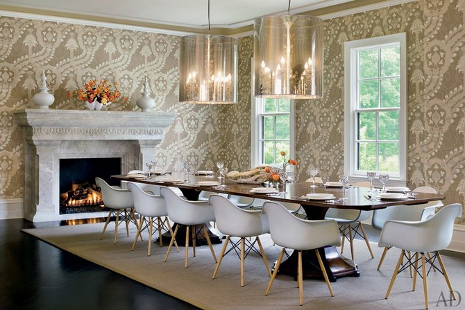 Ricky Carmichael designed by Bradley Touchstone Dining room sets Dining room sets – best celebrities dining room ideas Dining room sets     best celebrities dining room ideas 14