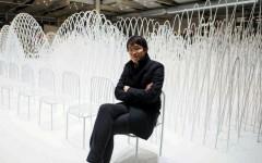 Nendo Studio Creates Optical Illusion with Dining Room Furniture (2)