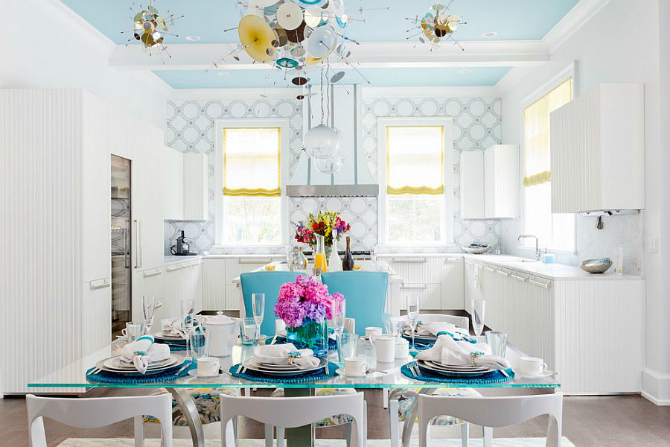 dining room ideas blue dining room 10 Stylish Blue Dining Room Ideas blue dining room 13