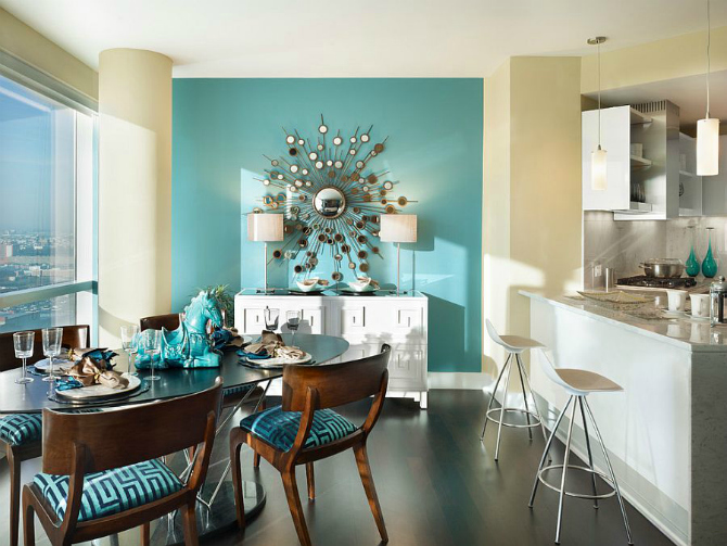 blue dining room blue dining room 10 Stylish Blue Dining Room Ideas blue dining room 9 1