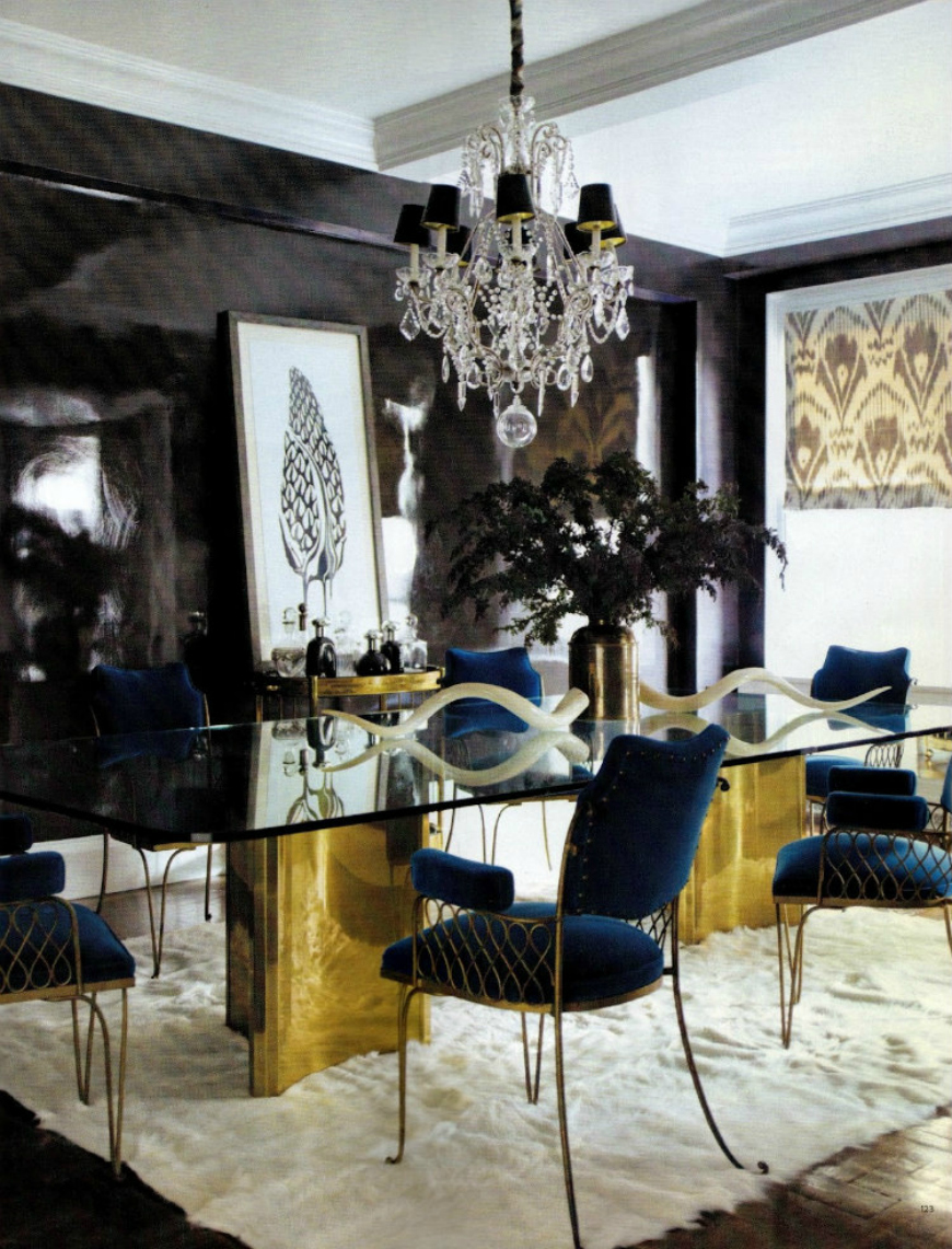 dining room ideas blue dining room 10 Stylish Blue Dining Room Ideas blue dining room ideas 3 1