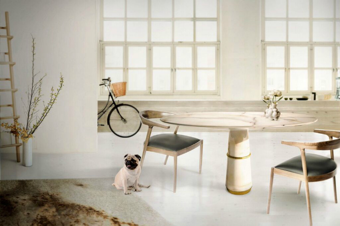 10 Round Dining Table Ideas For A Unique Room