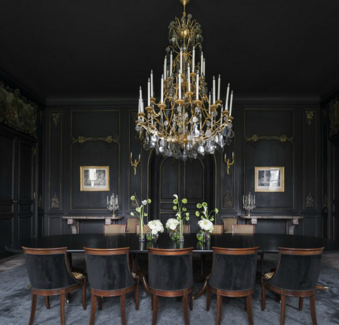 Stunning Dining Room Design Ideas by David Collins Studio dining room design Stunning Dining Room Design Ideas by David Collins Studio dining room 5 1