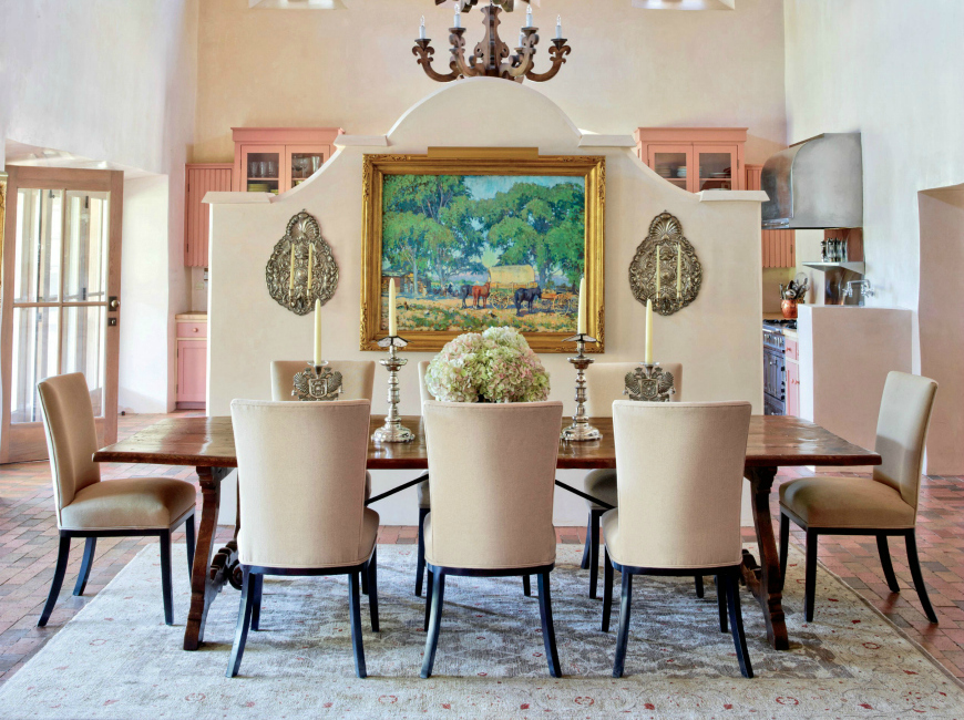 dining room ideas Dining Room Ideas Beautiful Dining Room Ideas From Celebrity Homes dining room ideas 11