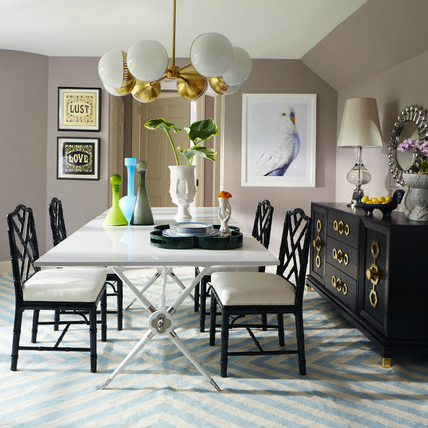 jonathan adler dining room inspiration dining room ideas Top 10: Dining Room Ideas by Jonathan Adler dining room ideas 2