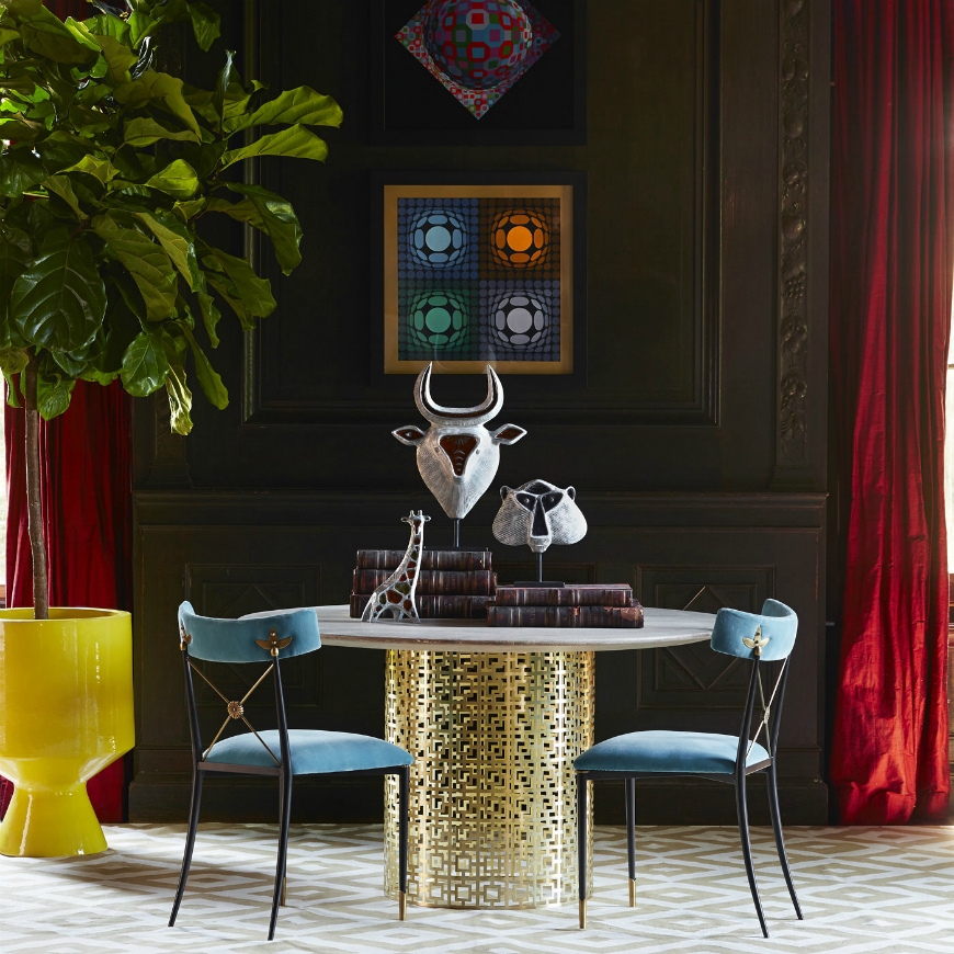 jonathan adler dining room inspiration dining room ideas Top 10: Dining Room Ideas by Jonathan Adler dining room ideas 3