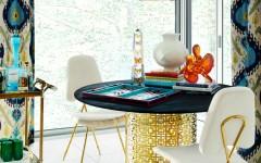 jonathan adler dining room ideas