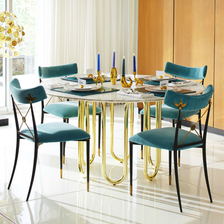 jonathan adler dining room inspiration dining room ideas Top 10: Dining Room Ideas by Jonathan Adler dining room ideas 6