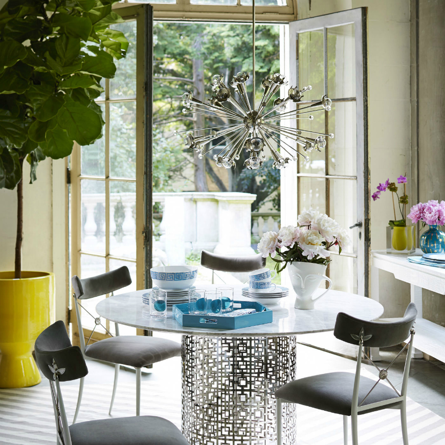 jonathan adler dining room inspiration dining room ideas Top 10: Dining Room Ideas by Jonathan Adler dining room ideas 7