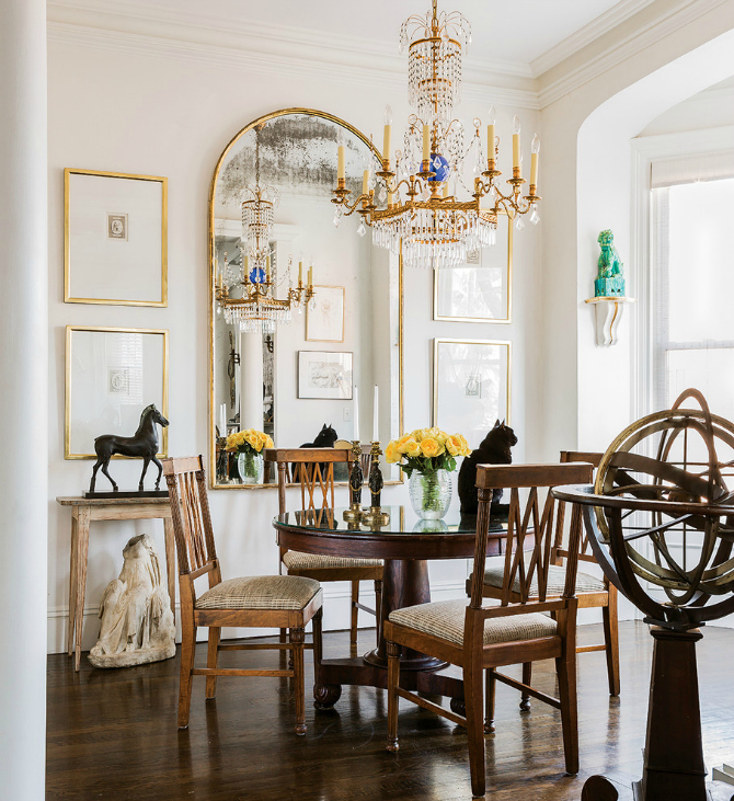 Dining Room Ideas With Mirrors Beautiful To Inspire You