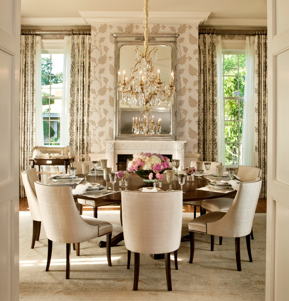 Beautiful dining room mirrors to inspire you dining room for Dining room mirror ideas