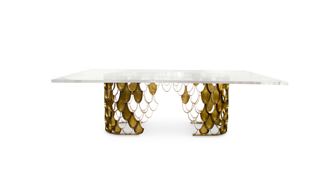 9 Rectangular Dining Tables That Steal The Show rectangular dining tables 9 Rectangular Dining Tables That Steal The Show dining table ideas 1