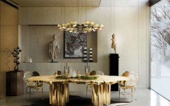 10 Magnificent Rectangular Dining Table Ideas