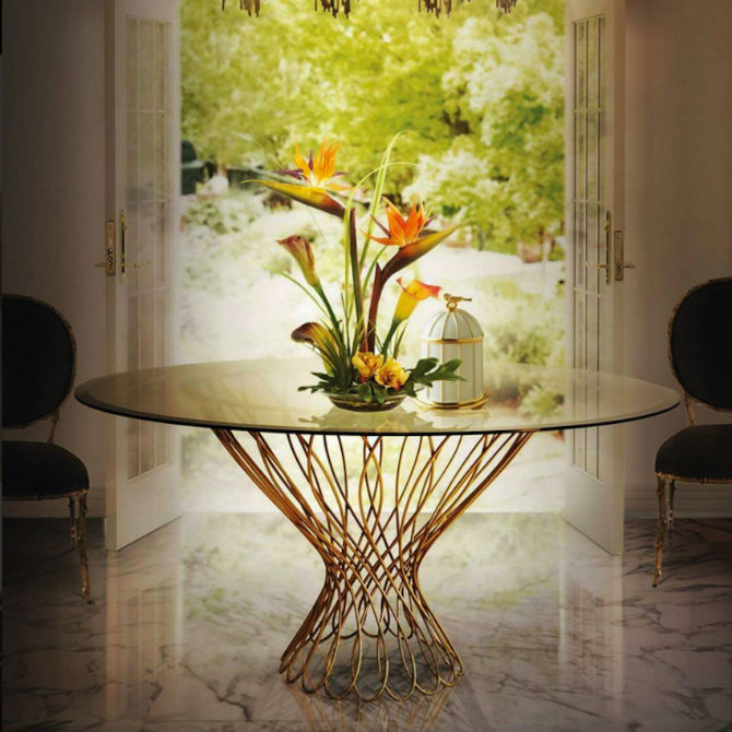 10 Luxury Dining Room Furniture Brands You Should Follow (2) dining room furniture 10 Luxury Dining Room Furniture Brands You Should Follow 10 Luxury Dining Room Furniture Brands You Should Follow 3