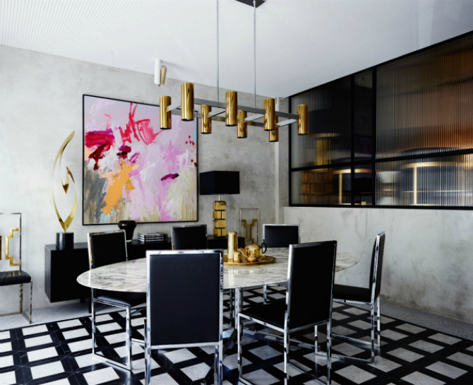Sophisticated Dining Room Ideas by Greg Natale