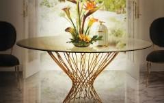5 Inspiring Dining Room Table Designs From Koket