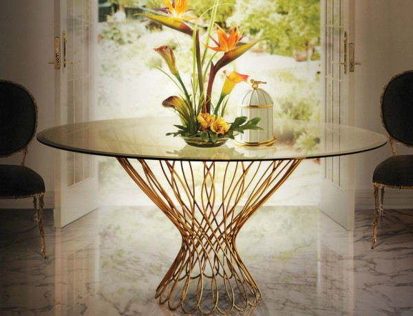 5 Inspiring Dining Room Table Designs From Koket