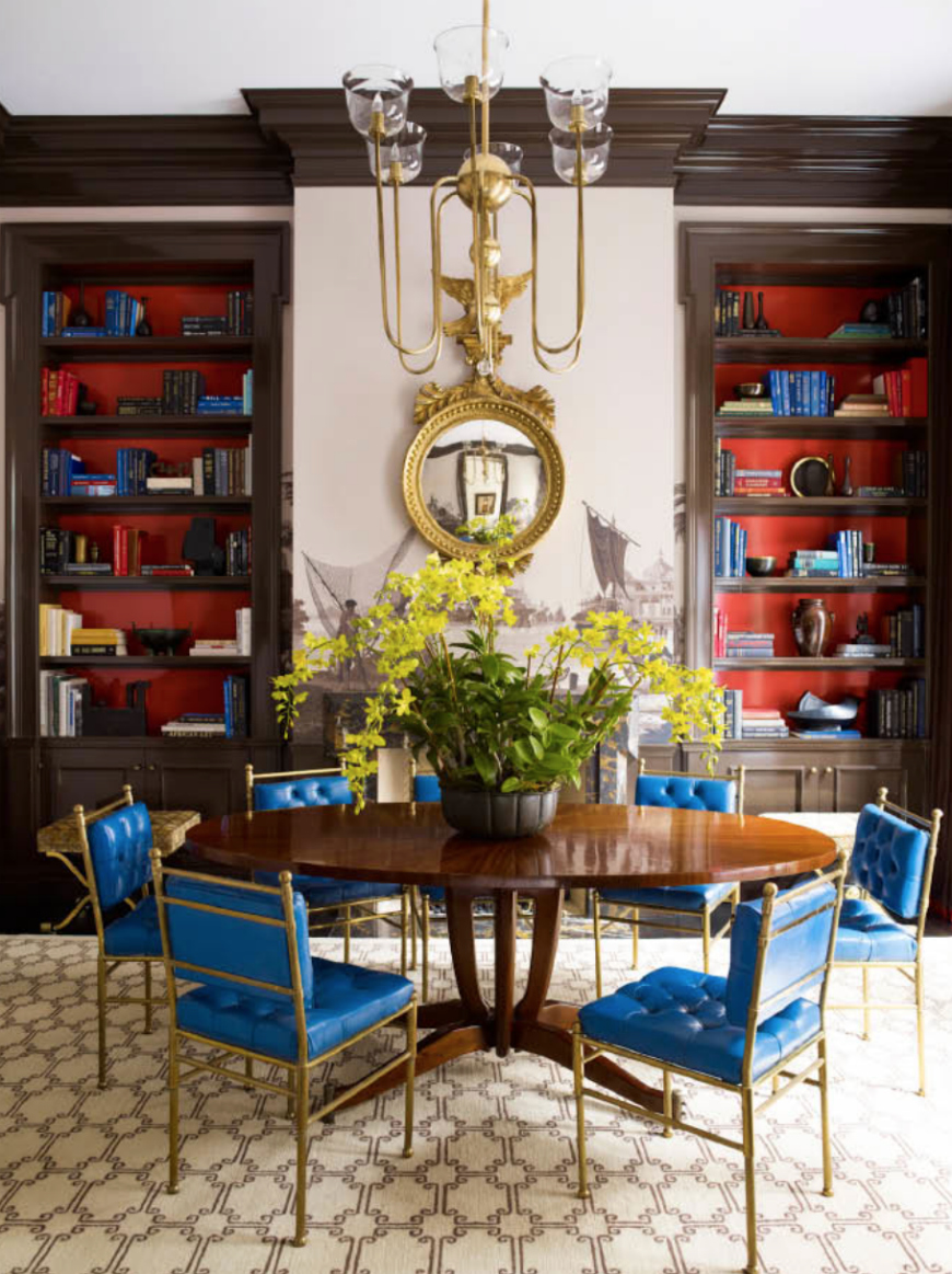 Fabulous Dining Room Ideas By Steven Gambrel That Will Inspire You dining room ideas Fabulous Dining Room Ideas By Steven Gambrel That Will Inspire You Fabulous Dining Room Ideas By Steven Gambrel That Will Inspire You 4