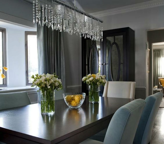 How to decorate a dining room that looks elegant and for Dining room looks