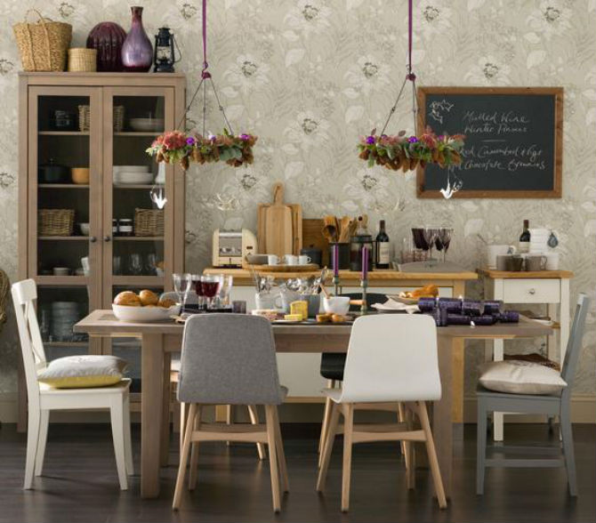 How to Decorate Dining Room That Looks Elegant and Expensive