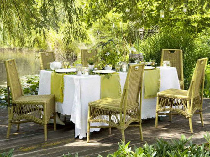 How to Decorate a Dining Room on Your Garden how to decorate a dining room How to Decorate a Dining Room on Your Garden? Top 16 Ideas How to Decorate a Dining Room on Your Garden 5