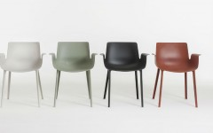 Kartell Talking Minds Presents Dining Room Chairs at iSaloni 2016