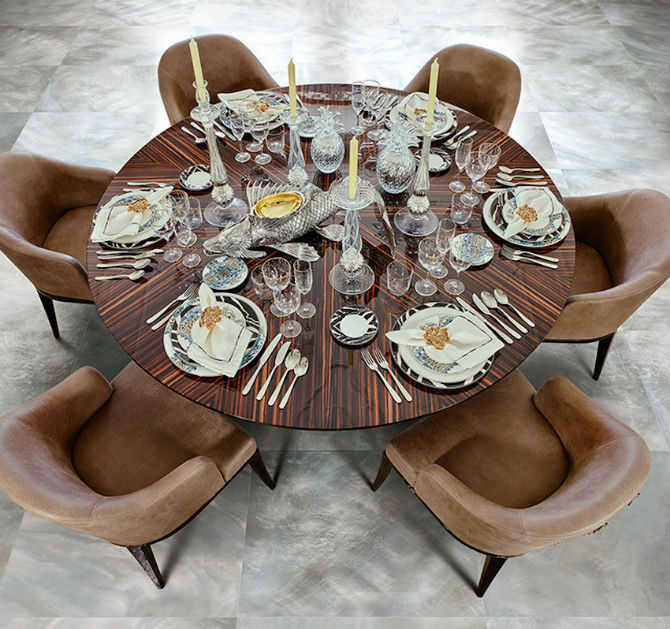Dining Room Ideas by Roberto Cavalli luxury dining room Luxury Dining Room Ideas by Roberto Cavalli Luxury Dining Room Ideas by Roberto Cavalli 7