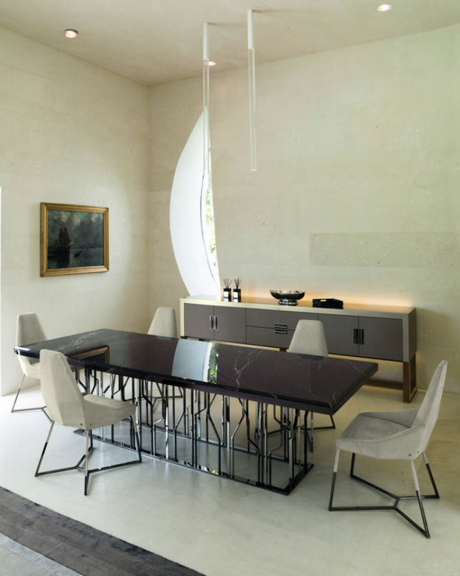 Salone del Mobile 2016 Showed The Best Luxury Dining Room Inspirations (2) Dining Room Inspirations Salone del Mobile 2016 Showed The Best Luxury Dining Room Inspirations Salone del Mobile 2016 Showed The Best Luxury Dining Room Inspirations 2