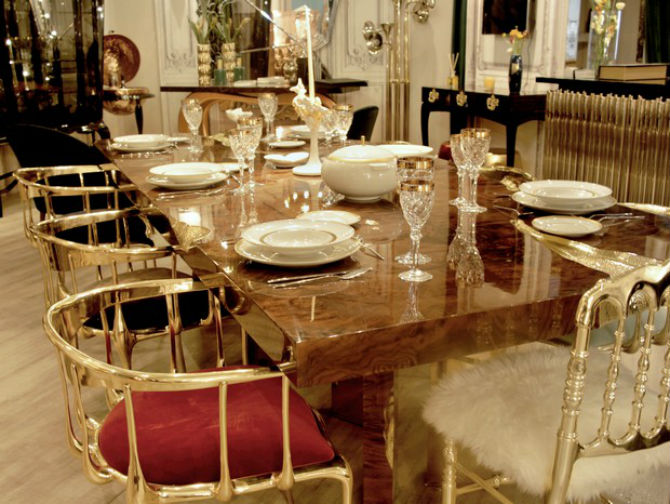 Salone del Mobile 2016 Showed The Best Luxury Dining Room Inspirations (2) Dining Room Inspirations Salone del Mobile 2016 Showed The Best Luxury Dining Room Inspirations Salone del Mobile 2016 Showed The Best Luxury Dining Room Inspirations