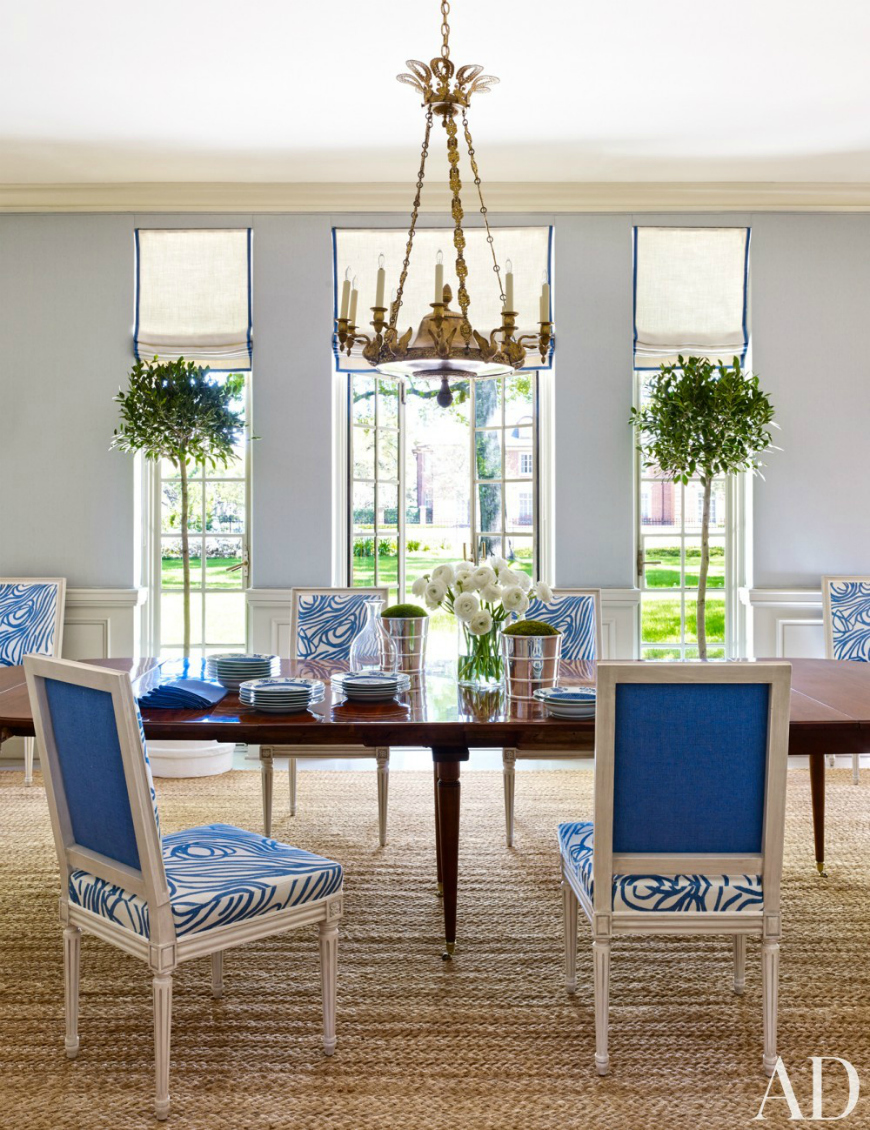 Beautiful Dining Room Ideas Part - 50: The Most Beautiful Dining Room Decor Ideas For Spring U0026 Summer Dining Room  Design The Most