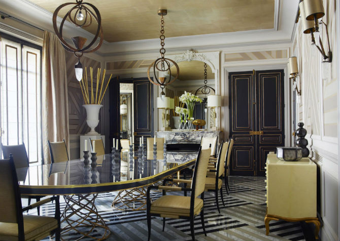 Top 10 Dining Room by Jean-Louis Deniot dining room ideas Top 10 Dining Room Ideas by Jean-Louis Deniot Top 10 Dining Room Ideas by Jean Louis Deniot 9