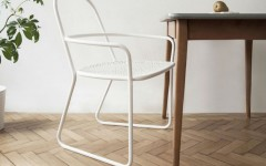 "iSaloni Exhibitors Louisa Köber Presents ""Wide"" Dining Room Chairs (2)"