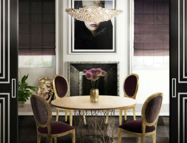 10 Smashing Dining Room Ideas by AD 100 Designers You Will Want To Copy