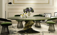 5 Outstanding Dining Room Table Ideas From Boca do Lobo