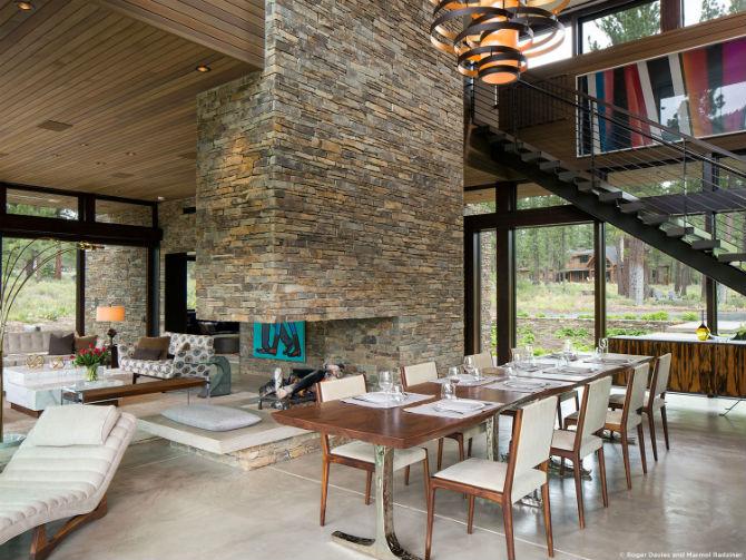 Casual Dining Room Ideas by Marmol Radziner – Dining Room Ideas