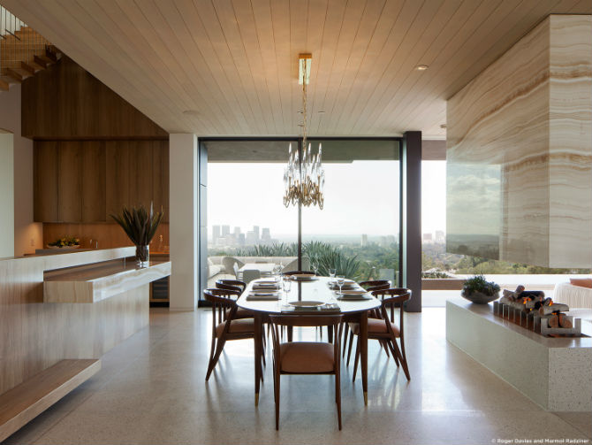 casual dining room ideas. Casual Dining Room Ideas By Marmol Radziner