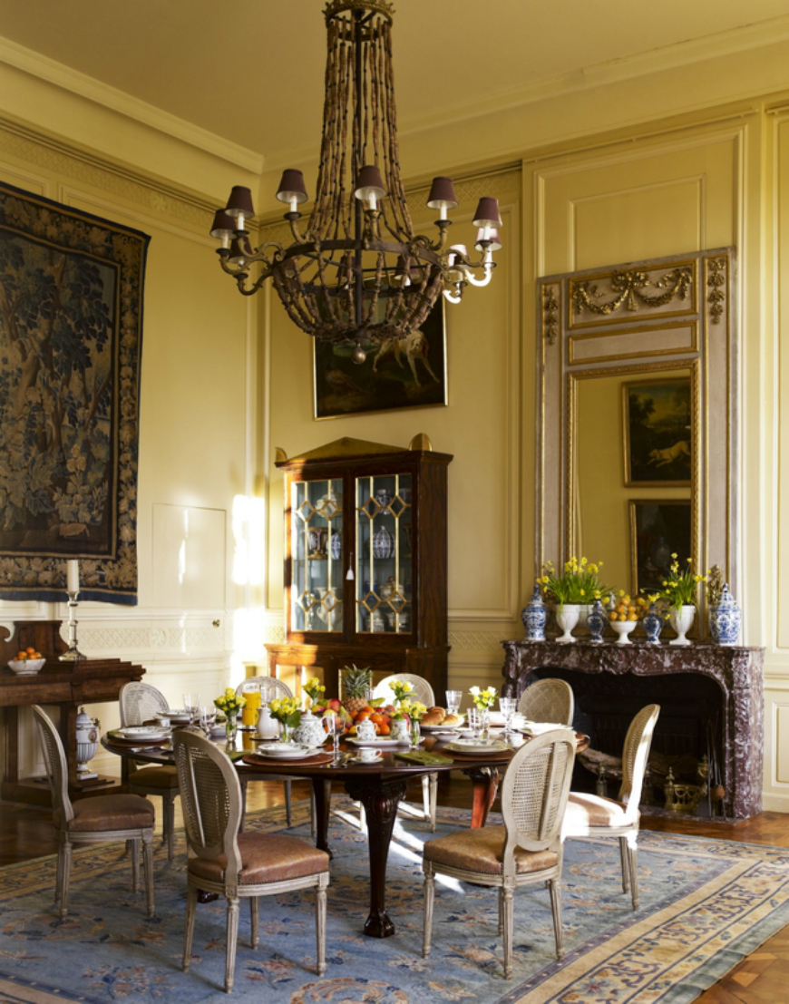 Classic Dining Room Ideas Designed By Corrigan timothy corrigan Classic Dining Room Ideas Designed By Timothy Corrigan Classic Dining Room Ideas Designed By Timothy Corrigan 4