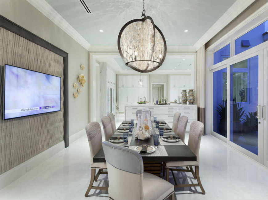 Dining Room Design Trends From Houzz (Part I) Dining Room Design Dining  Room Design