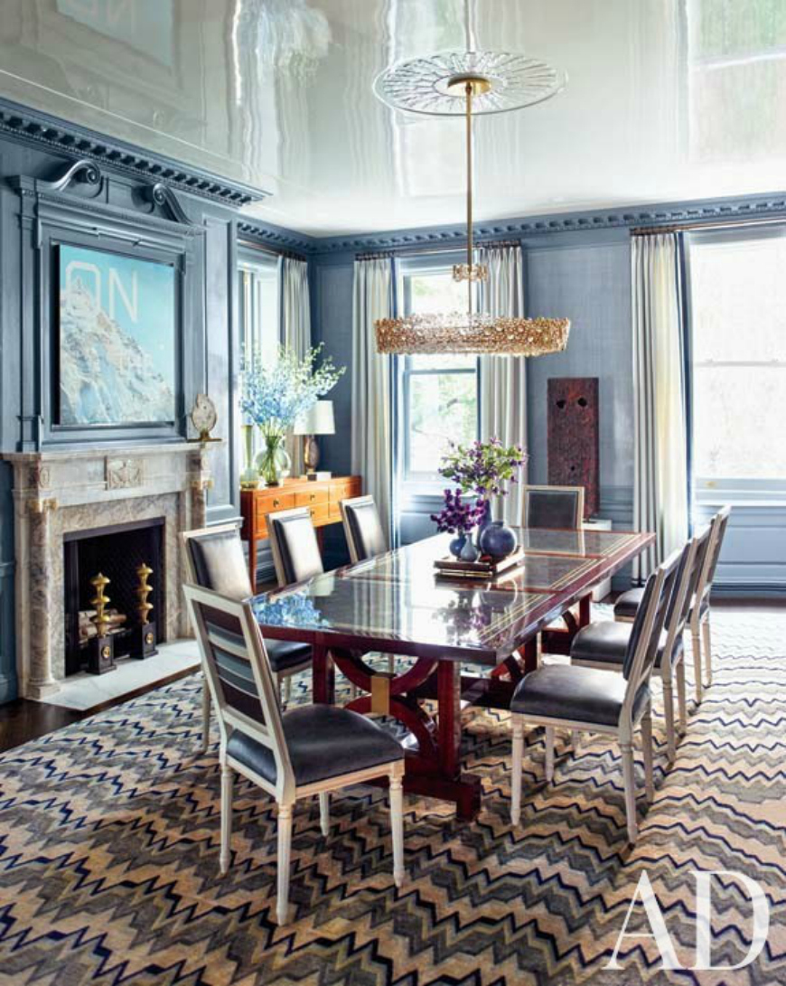 Get inspired by these wonderful traditional dining room for Classic dining room ideas